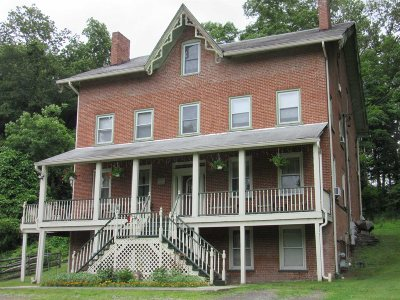 Dutchess County Multi Family Home For Sale: 120 Market St