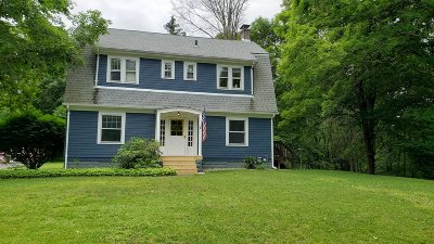 Dutchess County Single Family Home For Sale: 30 Overlook Rd