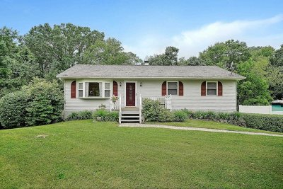 Wappinger Single Family Home For Sale: 8 Elizabeth Ter
