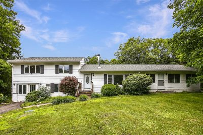 New Paltz Single Family Home For Sale: 217 Mountain Rest Rd
