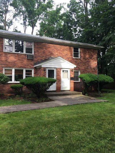 Poughkeepsie Twp Condo/Townhouse For Sale: 2710 South Road #H17