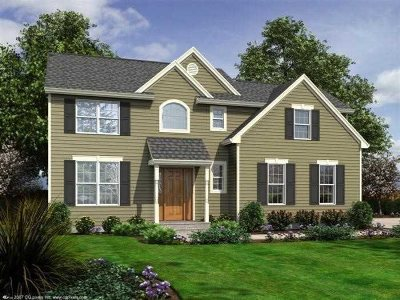 Wappinger Single Family Home For Sale: Furnia - Lot 5 Ct
