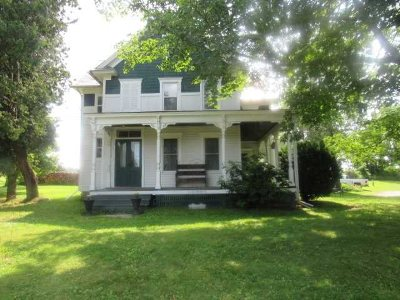 Single Family Home For Sale: 925 County Rt 6