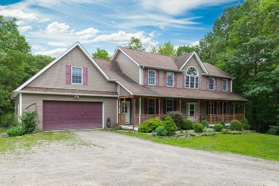 Dutchess County Single Family Home For Sale: 546 Hicks Hill Road