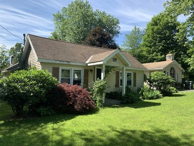 Columbia County Single Family Home For Sale: 416 Route 217