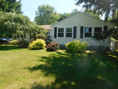 Dutchess County Single Family Home For Sale: 110 Vosburgh Rd