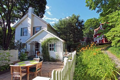 Rhinebeck Single Family Home For Sale: 10 James Street