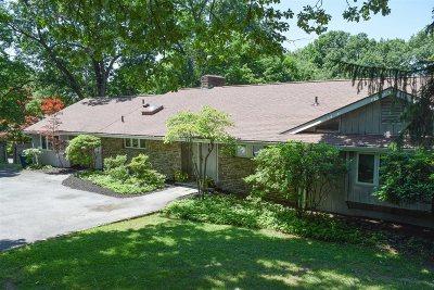 Poughkeepsie City Single Family Home For Sale: 90 Cedar Ave