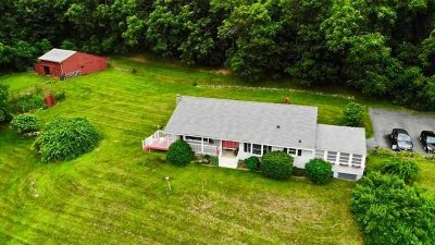 Rhinebeck Single Family Home For Sale: 526 Primrose Hill Rd