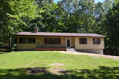 Stanford Single Family Home For Sale: 1427 Bulls Head Rd