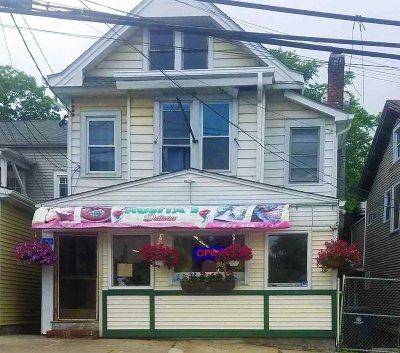 Poughkeepsie City Multi Family Home For Sale: 96 Washington