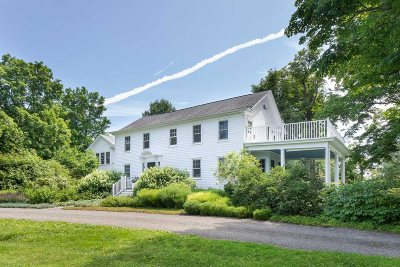 Single Family Home For Sale: 20 Hill N Dale Rd.