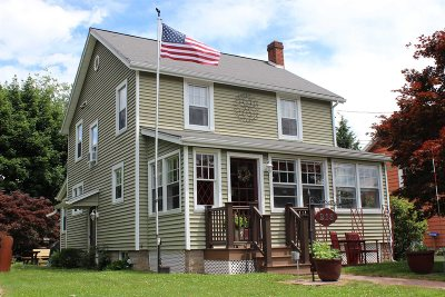 Esopus Single Family Home For Sale: 213 Green