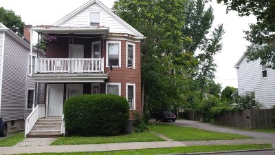 Poughkeepsie City Multi Family Home For Sale: 19 Gray St