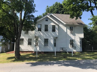 Poughkeepsie Twp Multi Family Home For Sale: 1 Bahret Ave