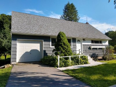 Poughkeepsie Twp Single Family Home For Sale: 50 Channingville Rd