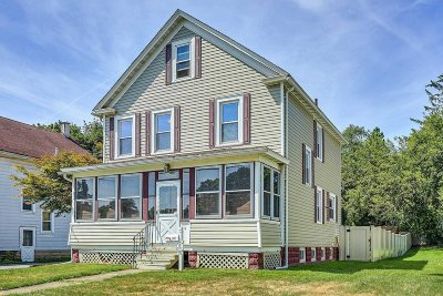 Poughkeepsie Twp Single Family Home For Sale: 110 Fairview Ave
