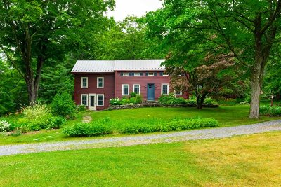 Stanford Single Family Home For Sale: 14 Old Barn Crossing Road