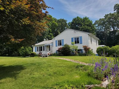 Poughkeepsie City Single Family Home For Sale: 6 Morehouse Rd