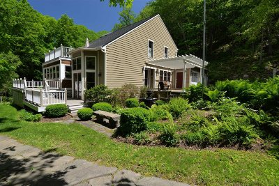 Woodstock Single Family Home For Sale: 127 Morey Hill Road