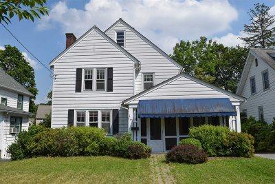 Poughkeepsie City Single Family Home For Sale: 79 S Randolph Ave