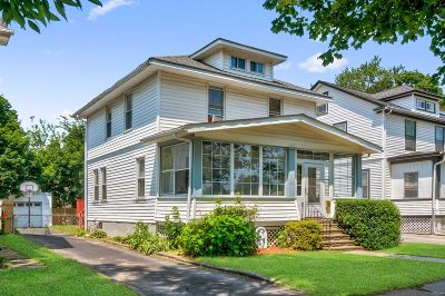 Poughkeepsie City Single Family Home For Sale: 45 May St