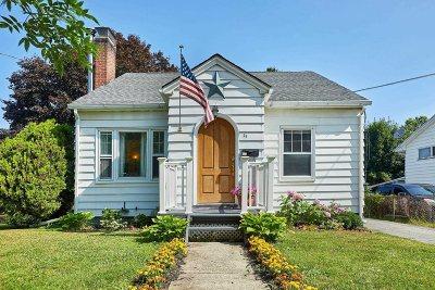 Poughkeepsie City Single Family Home For Sale: 21 Clark St