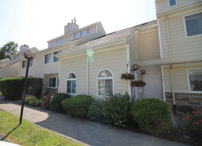 Poughkeepsie City Condo/Townhouse For Sale: 411 Crystal Hill Lane #411