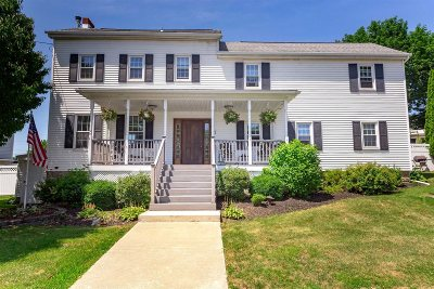 Poughkeepsie Twp Single Family Home For Sale: 7 Main St