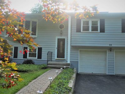 Poughkeepsie Twp Single Family Home For Sale: 59 Cedar Valley Rd