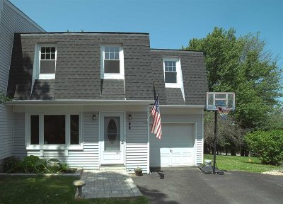 Fishkill Condo/Townhouse For Sale: 44 Larch Ct