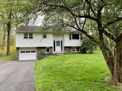 Hyde Park NY Single Family Home For Sale: $244,500