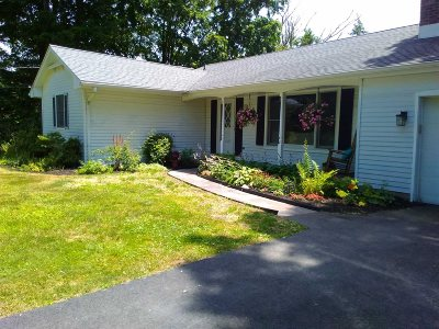 Rhinebeck Single Family Home For Sale: 272 Route 308