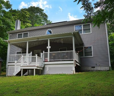 Beacon Single Family Home For Sale: 96 Wesley Ave