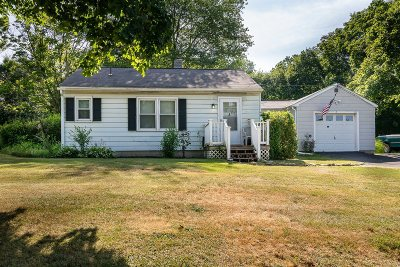 Dutchess County Single Family Home For Sale: 320 Titusville Rd
