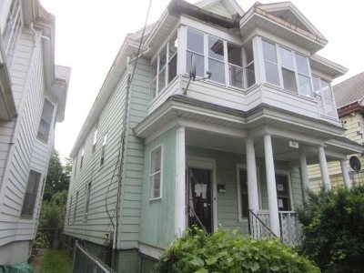 Poughkeepsie City Multi Family Home For Sale: 9 Roosevelt Ave