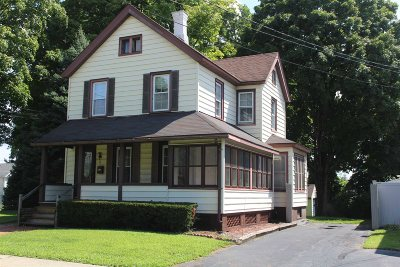Dutchess County Single Family Home For Sale: 8 Fairmont Ave