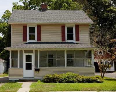 Poughkeepsie City Single Family Home For Sale: 61 Meyer Ave