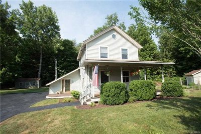 Esopus Single Family Home For Sale: 187 Union Center