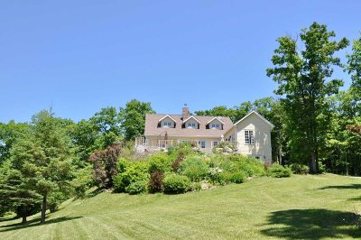 Columbia County Single Family Home For Sale: 569 Hall Hill Road