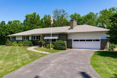Poughkeepsie Twp Single Family Home For Sale: 49 Flower Hill Rd
