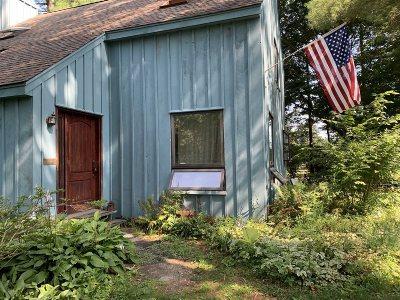 Columbia County Single Family Home For Sale: 180 Boston Corners Road