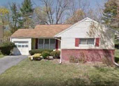 Poughkeepsie City Single Family Home For Sale: 42 Whittier Blvd