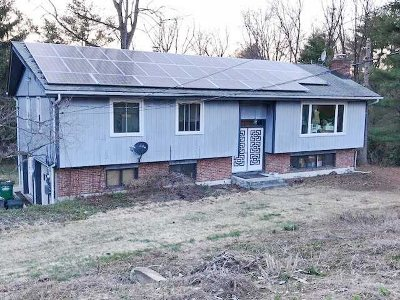 Single Family Home For Sale: 301 Wildwood Road