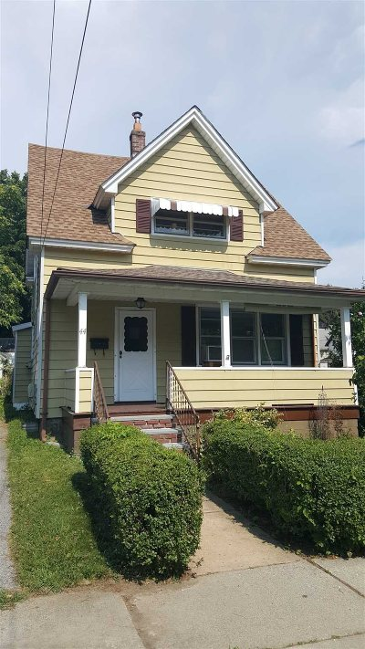 Poughkeepsie Twp Single Family Home For Sale: 44 Kelsey Rd