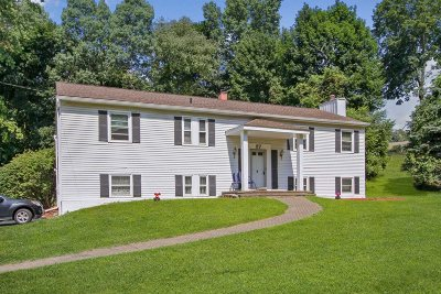 Single Family Home For Sale: 27 Tanglewood Dr
