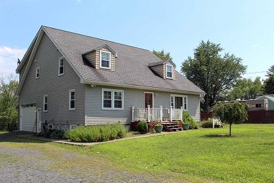 Columbia County Single Family Home For Sale: 1199 Woods Road