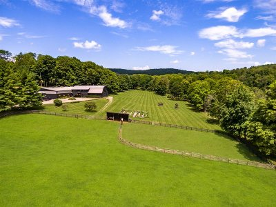 Amenia Single Family Home For Sale: 5 Kennel Rd.