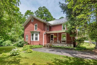 Esopus Single Family Home For Sale: 95 Black Creek Road