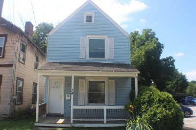 Poughkeepsie Twp Single Family Home For Sale: 14 Davis Ave